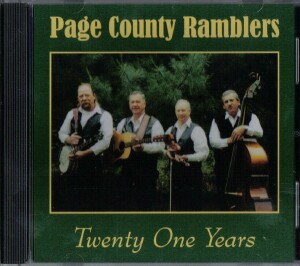 Page County Ramblers 21 Years