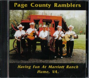 Page County Rambers Having Fun